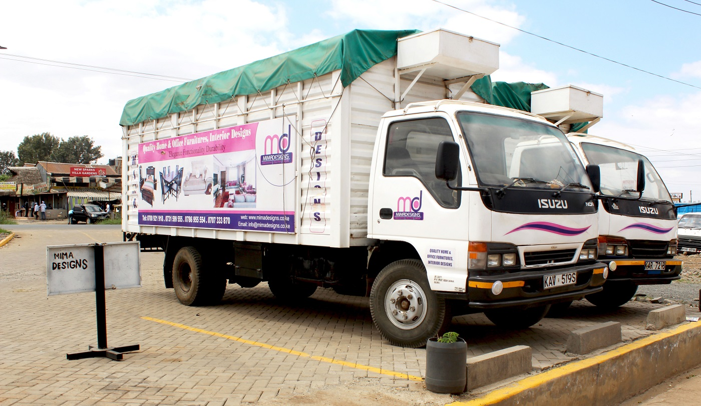 Furniture Delivery Nairobi